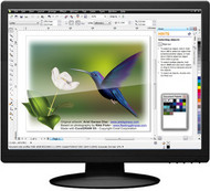 CorelDRAW Graphics Suite X4 screenshot